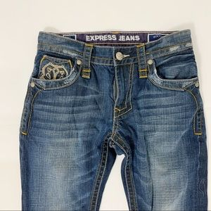 Express Jeans - Express Jeans Rocco Slim Boot B10-653
